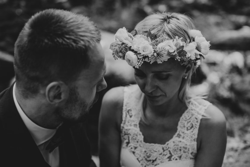 Sesja ślubna Mileny i Krzysztofa | Szklarska Poręba