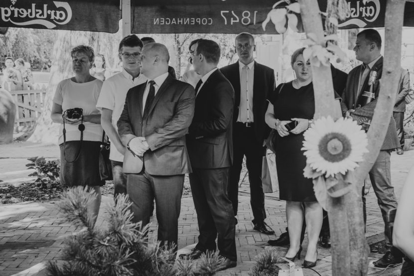Rustykalny ślub Justyny i Bartka
